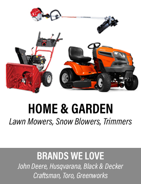 pawn-shop-sell-used-home-garden-equipment
