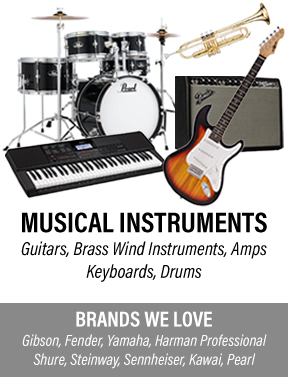pawn-shop-sell-used-musical-instruments